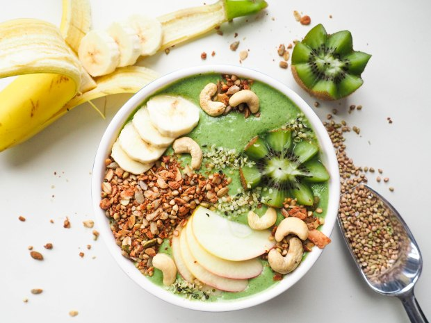 Green Smoothie Buckwheat Bowl