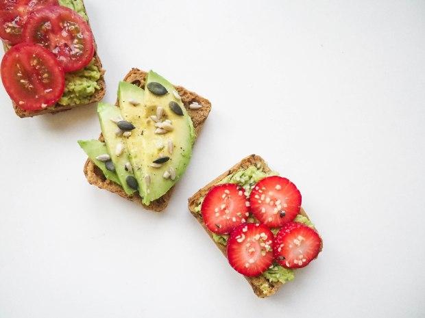 Avocado Toast Bites