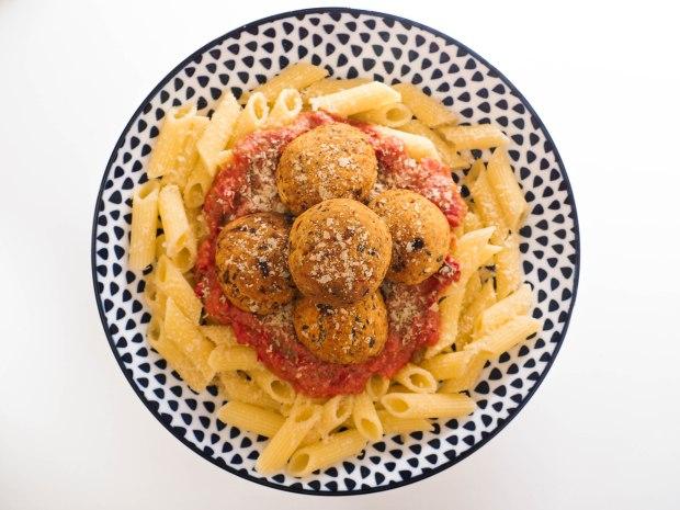 Chickpea 'Meatballs'