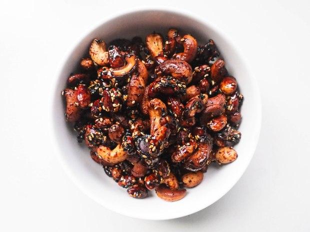 Sweet & Savory Nuts