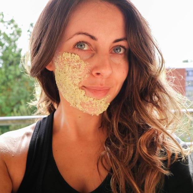 SkinFood Sunday Face Mask Oatmeal