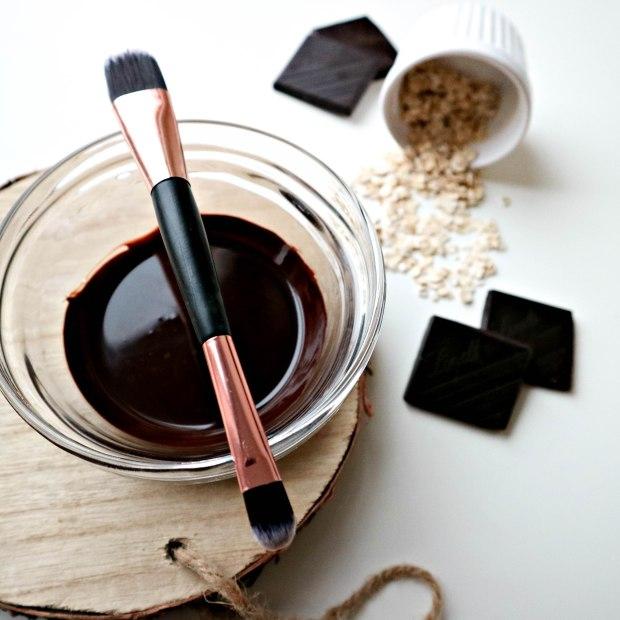 SkinFood Sunday - Dark Chocolate Mask