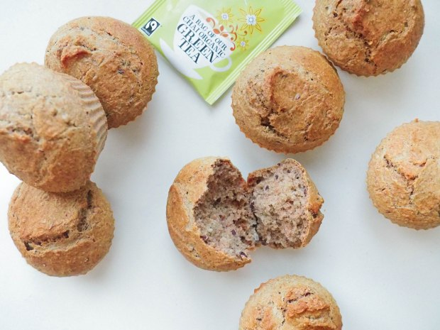 SkinFood Sunday - Green Tea Muffins