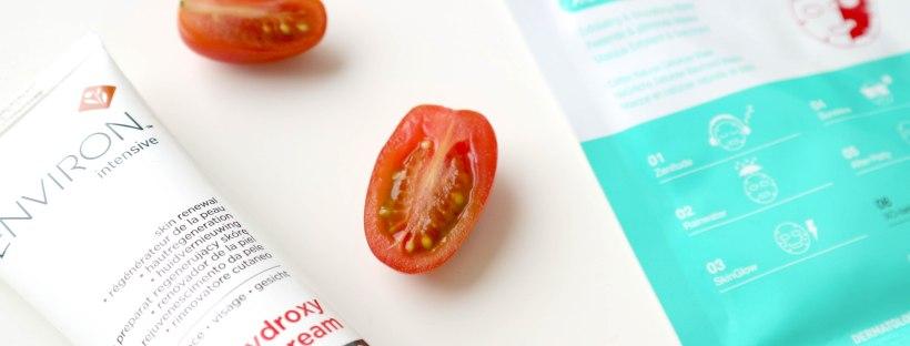 SkinFood Sunday - Tomatoes